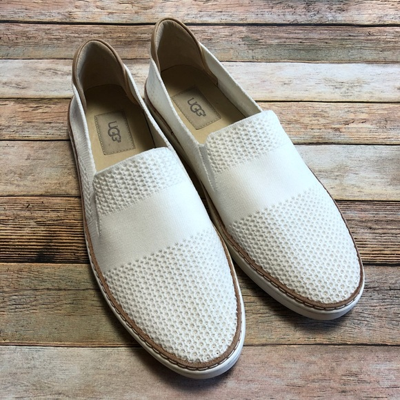 7e5560c64e4 UGG White Sammy Slip-on Sneaker